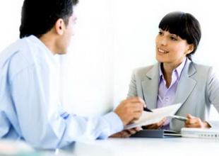 знакомство с клиентом и начало беседы по телефону
